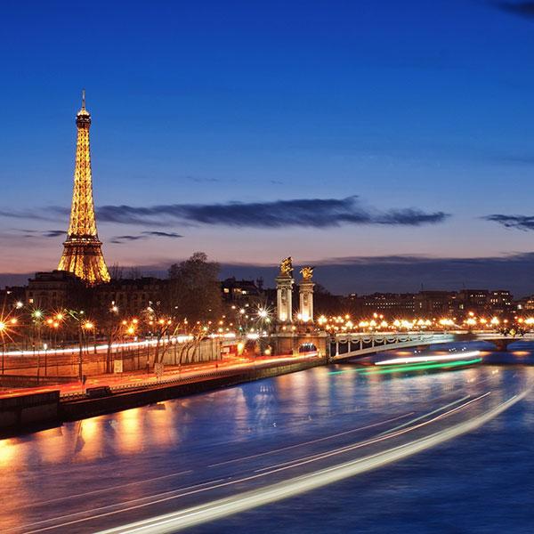Pacote de Viagem para Paris e Sul da França