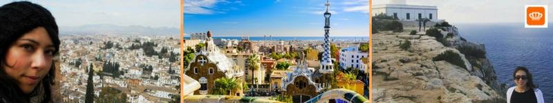 pacotes de viagem pra Espanha