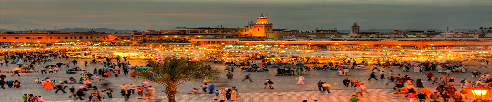 Maravilhas de Marrocos e Tunisia