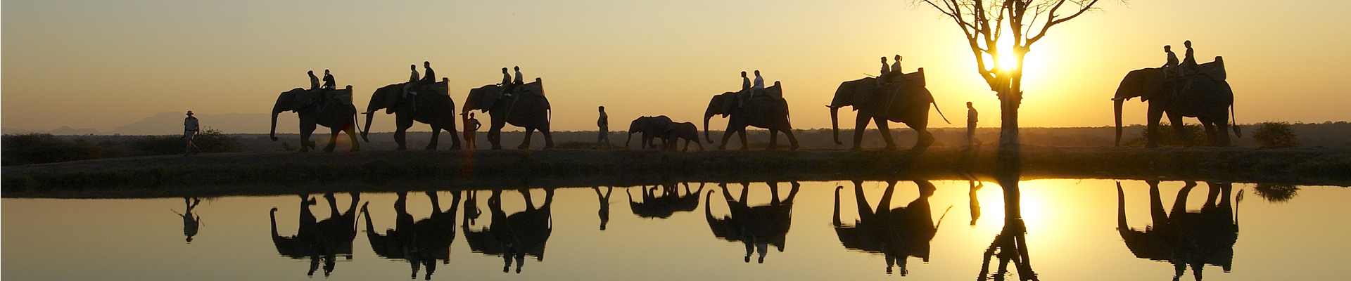 Namíbia, Delta do Okavango & Cataratas Vitória