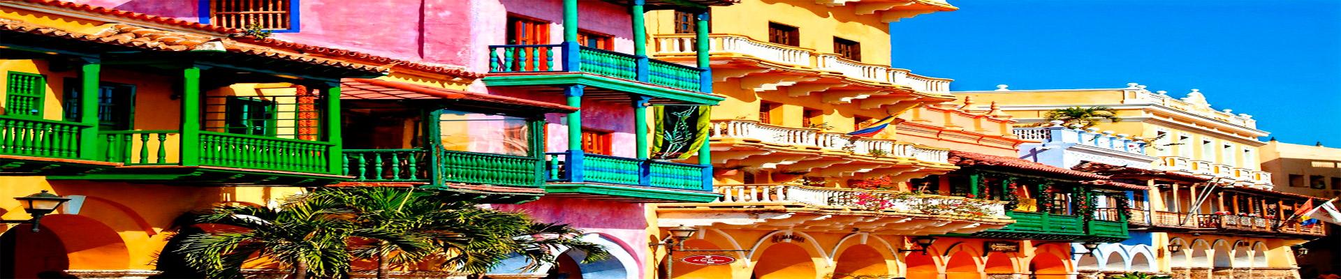 Cartagena e San Andres