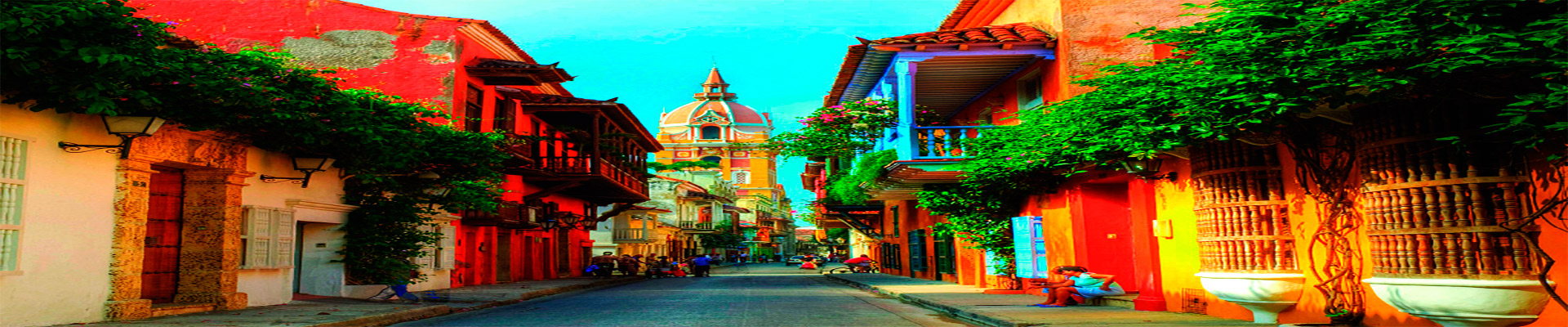 Cartagena – 4 noites
