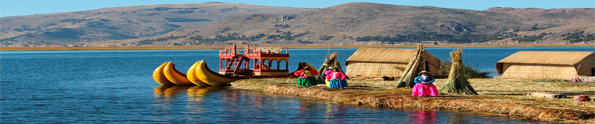 Machu Picchu e Lago Titicaca