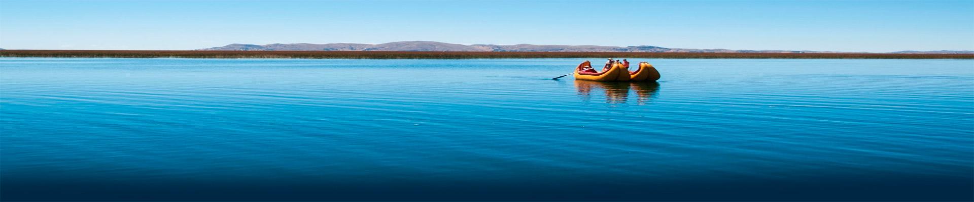 Puno e Lago Titicaca