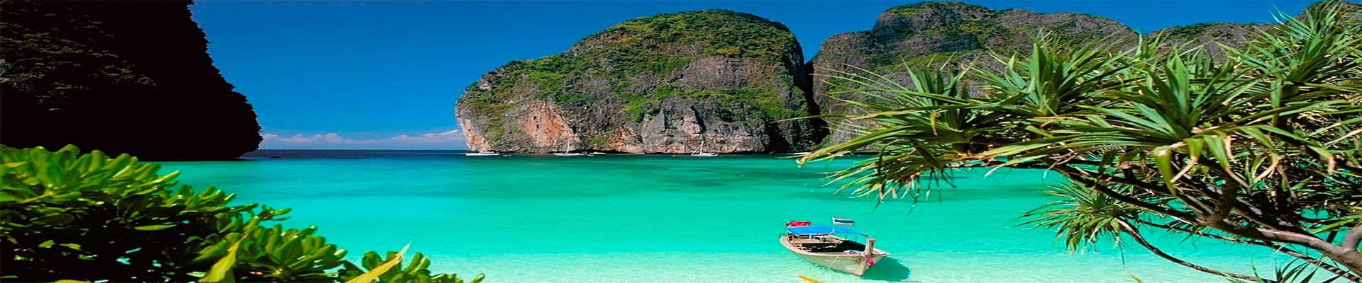Ilhas Phi Phi e Krabi