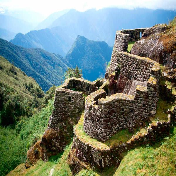 Imagem do paconte TRILHA INCA CURTA
