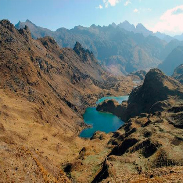 Imagem do paconte Trilha Lares - Adventure Mountain Lodges
