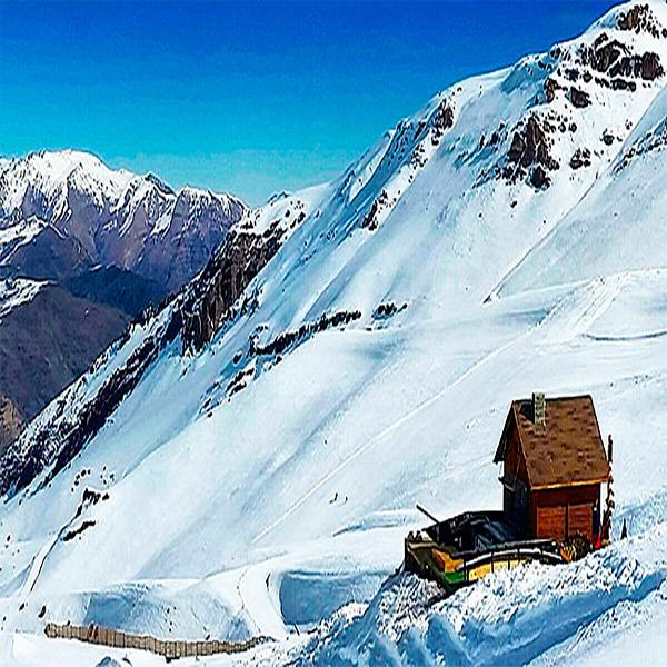 Imagem do paconte Valle Nevado