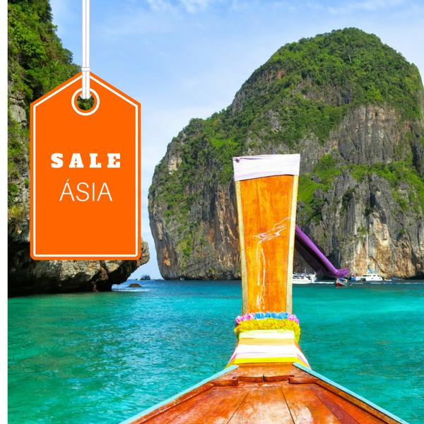 Imagem do paconte Pacote de Viagem Econômico - Tailândia