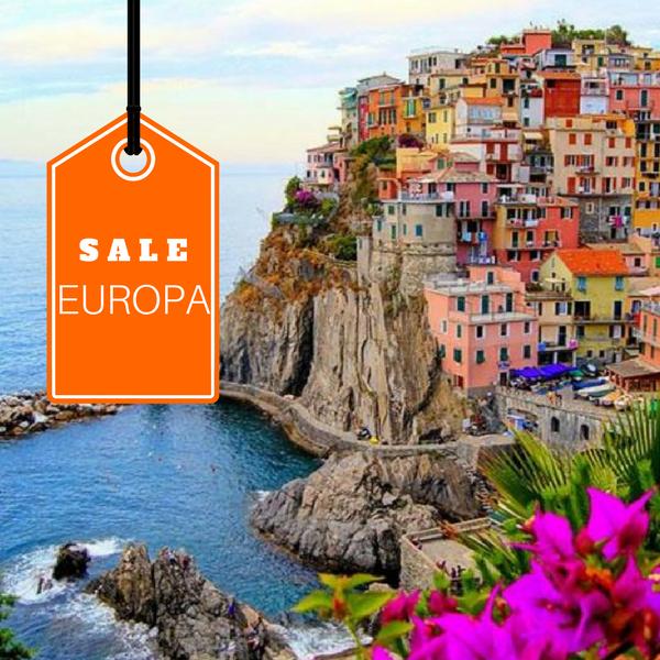Imagem do paconte Pacote de Viagem para Itália Promocional