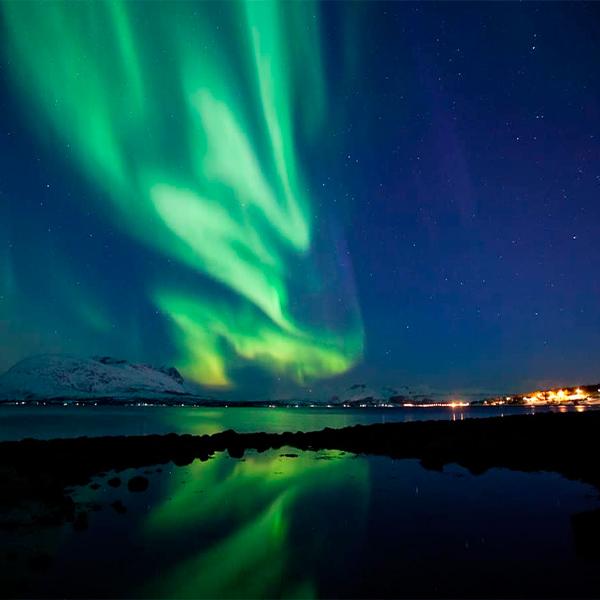 Imagem do paconte Aurora Boreal e Vancouver