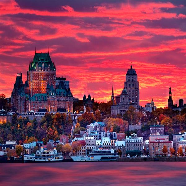 Imagem do paconte Pacote de Viagem - Canadá e Estados Unidos