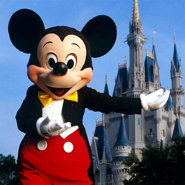 Imagem do paconte Ingressos Disney