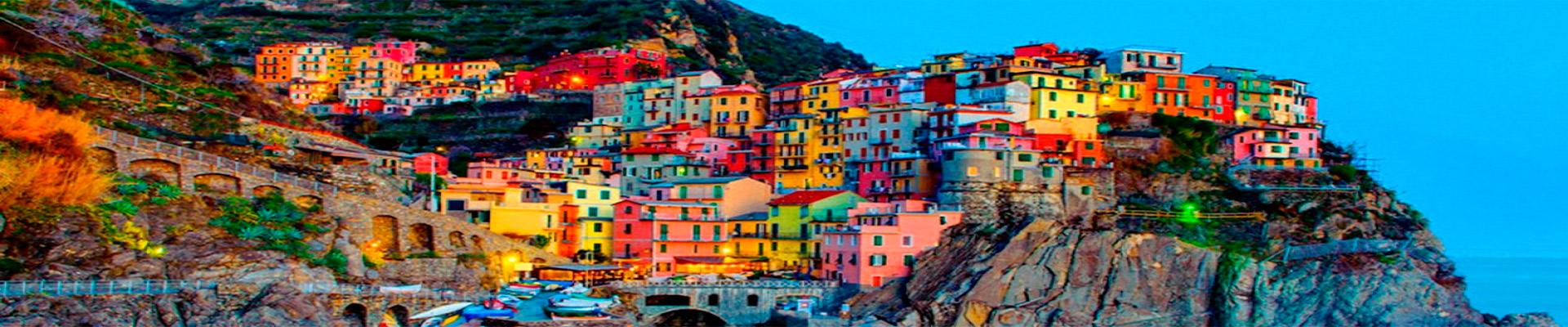 Pacote de Viagem para Itália Promocional