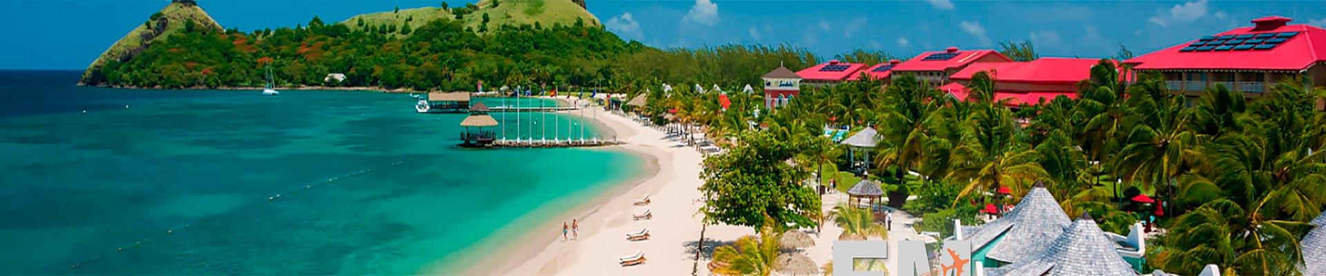Lua de mel na Jamaica – Sandals Negril