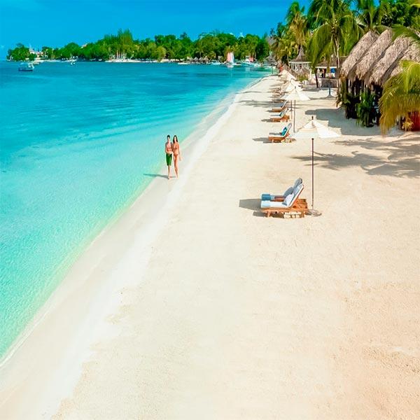 Imagem do paconte Lua de mel na Jamaica - Sandals Negril