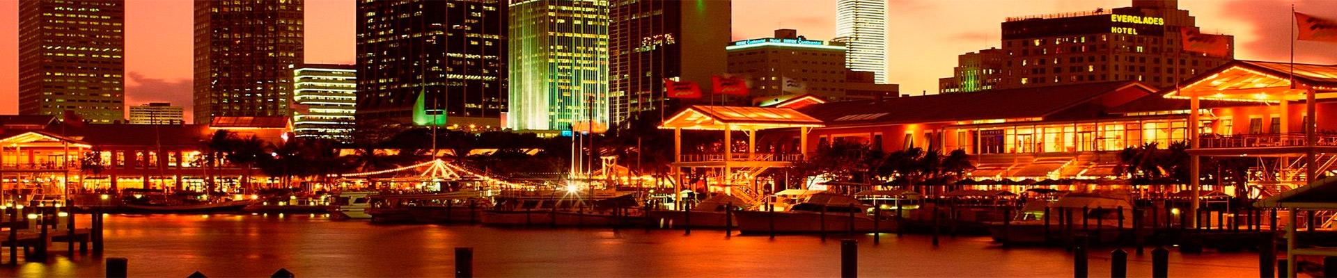 Miami – 04 noites