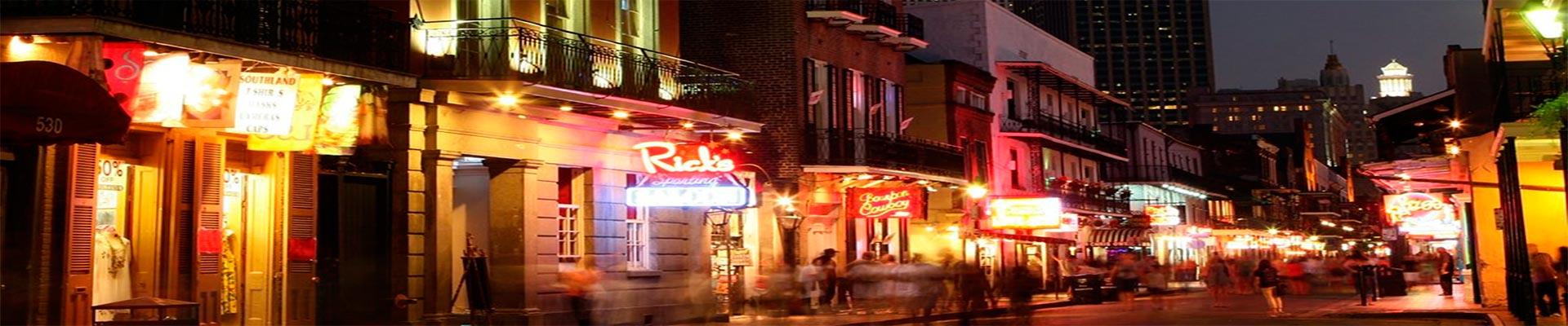 Rota da Música de Chicago a New Orleans