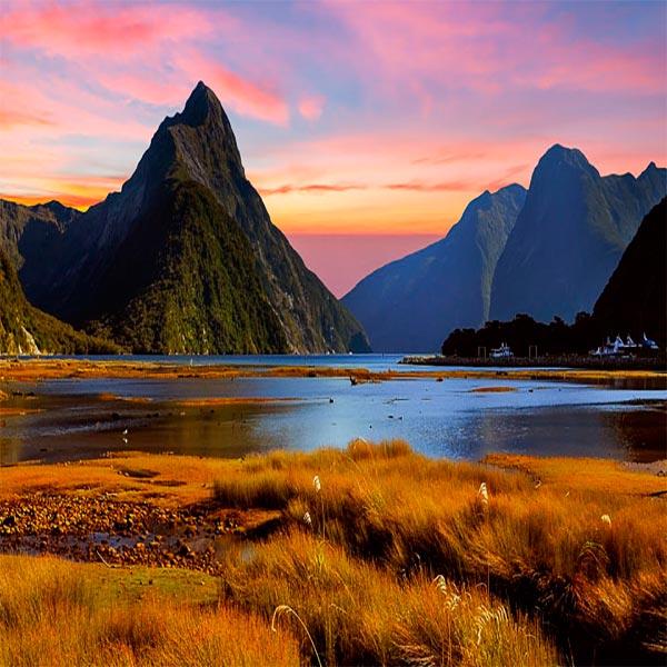 Imagem do paconte Nova Zelândia Completa