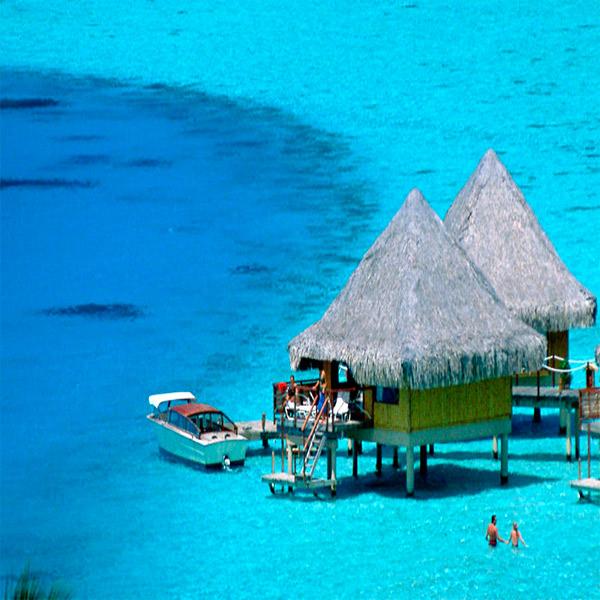 Imagem do paconte Ilhas do Tahiti - Papeete, Bora Bora e Rangiroa