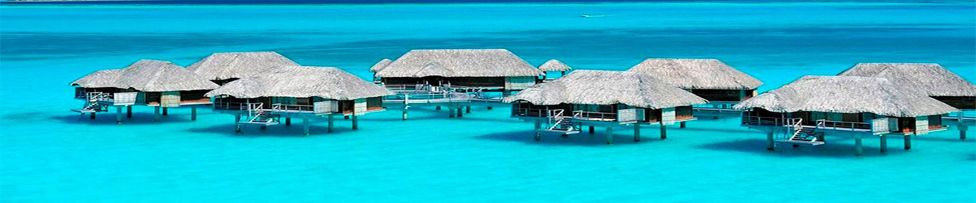 Ilhas do Tahiti – Papeete, Bora Bora e Rangiroa