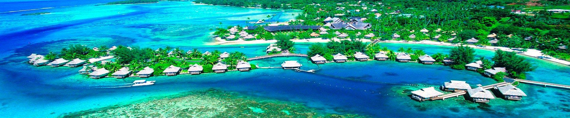Papeete, Moorea e Bora Bora