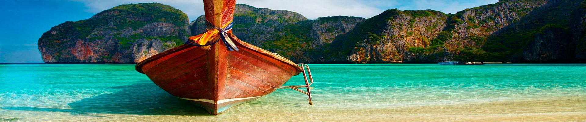 Pacote de Viagem Econômico – Tailândia
