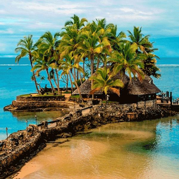 Imagem do paconte Nova Zelândia e Ilhas Fiji