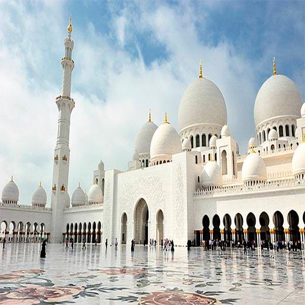 Imagem do paconte Praias de Abu Dhabi, Dubai e Deserto