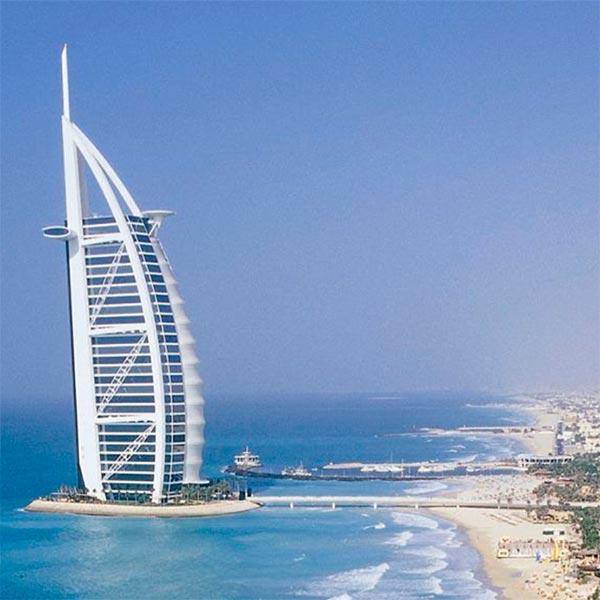 Imagem do pacote Dubai Econômico