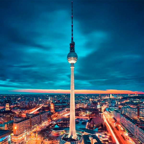 Imagem do paconte Berlim 05 noites