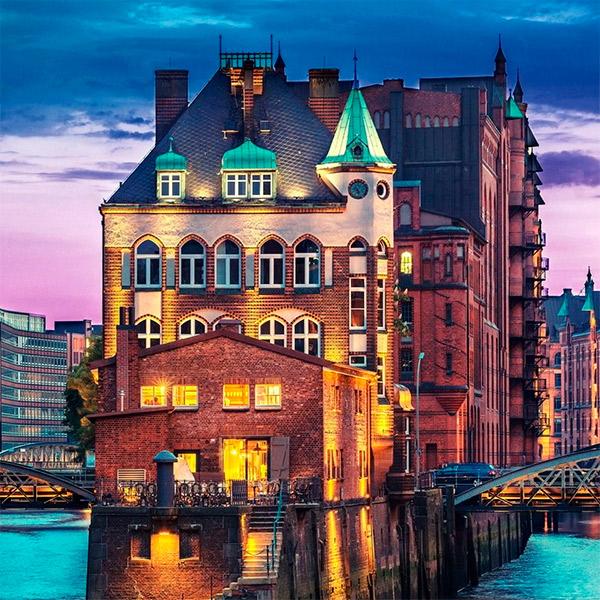 Imagem do paconte Grupo para Alemanha com Berlim