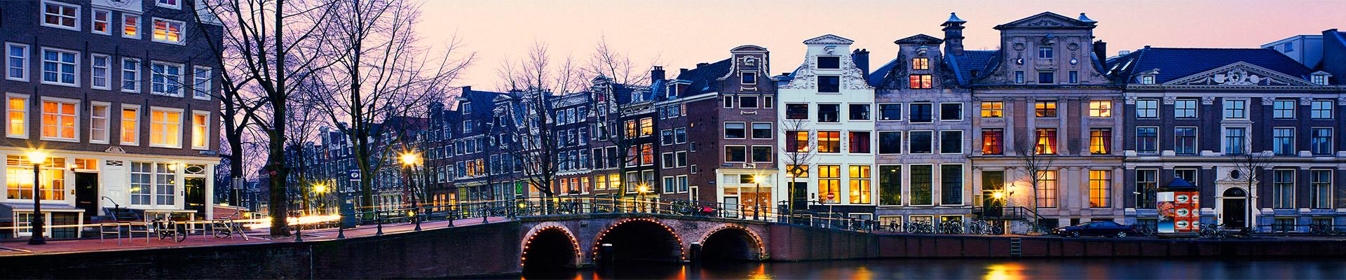 Grupo para Amsterdam e Países Baixos