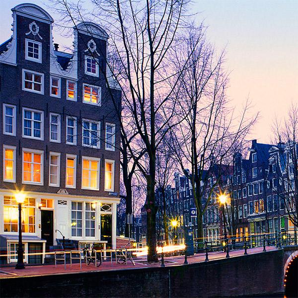 Imagem do paconte Grupo para Amsterdam e Países Baixos