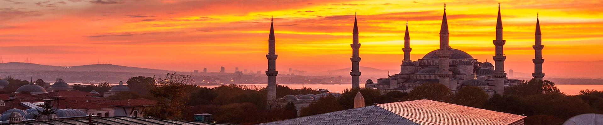 Atenas, Istambul e Cairo