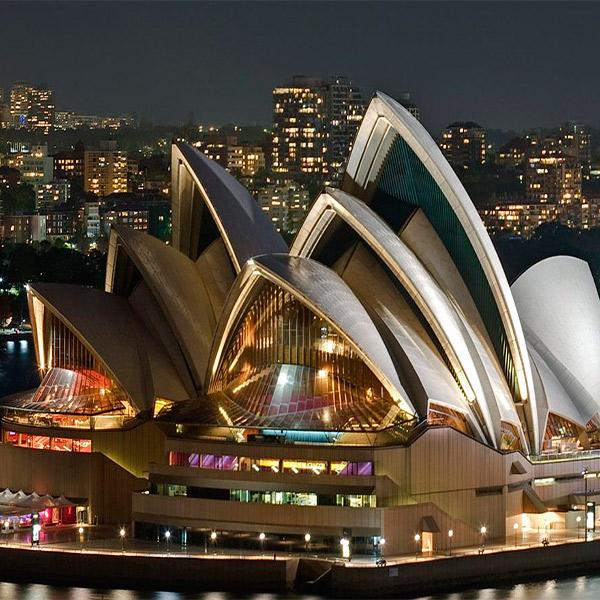 Imagem do paconte Sydney - Design Gráfico