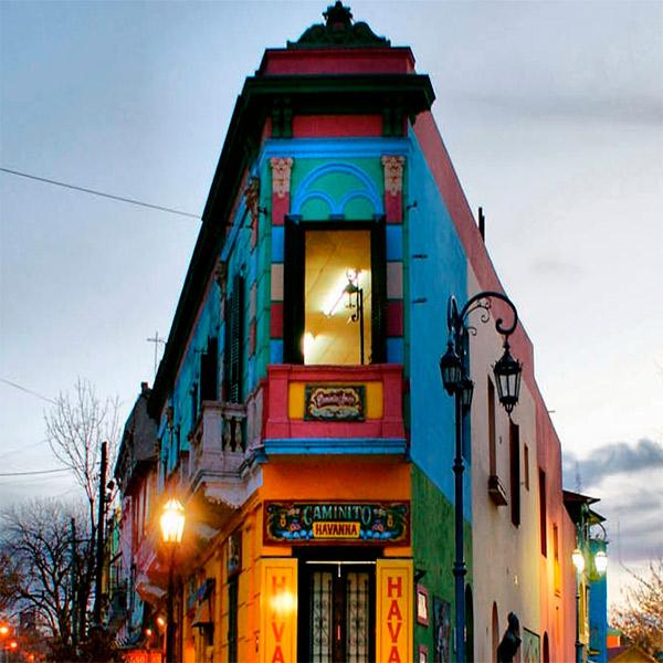 Imagem do paconte Buenos Aires - Feriado 02 de novembro