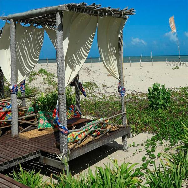 Imagem do paconte Praia do Preá com Rancho do Peixe