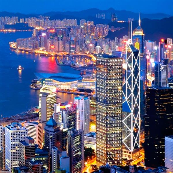 Imagem do paconte O Melhor da China com Hong Kong