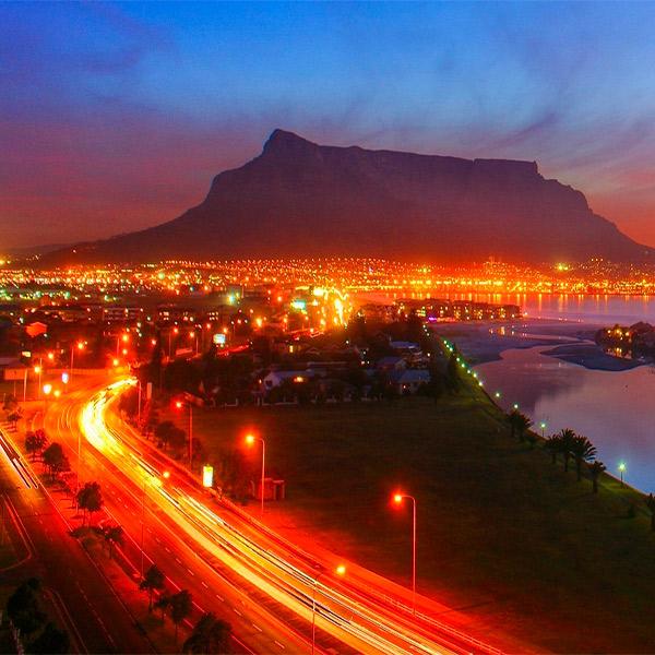 Imagem do paconte Reveillon 2018 - Cidade do Cabo