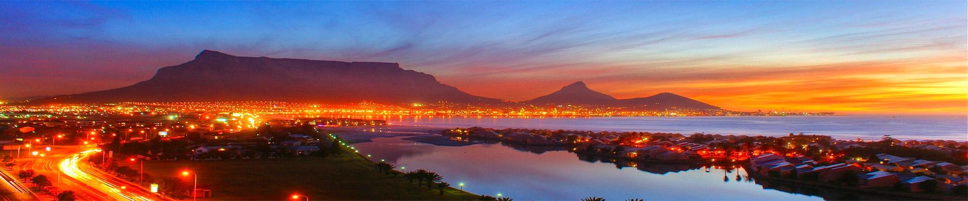 Reveillon 2018 – Cidade do Cabo