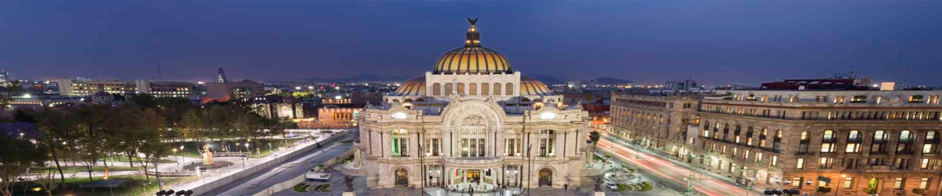 Cidade do México – 05 noites