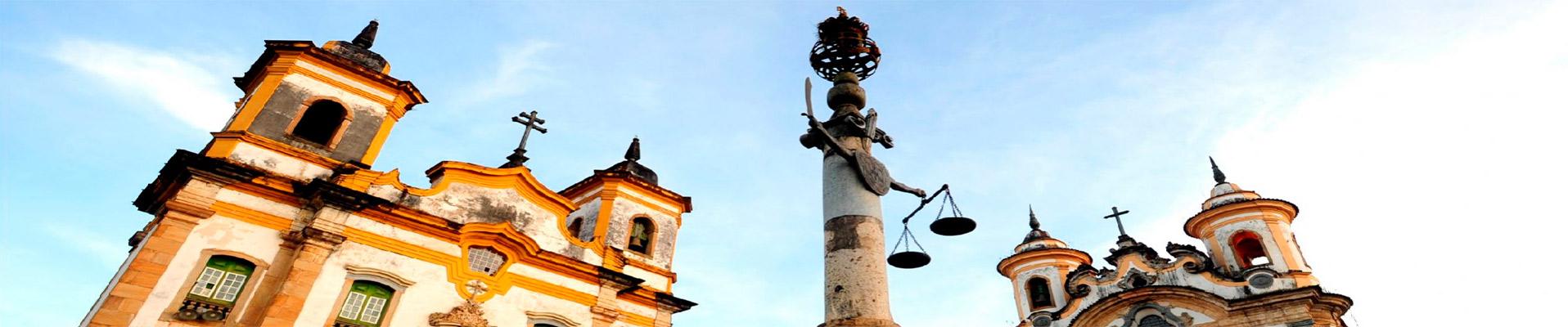 Cidades Históricas em Minas Gerais – Feriados