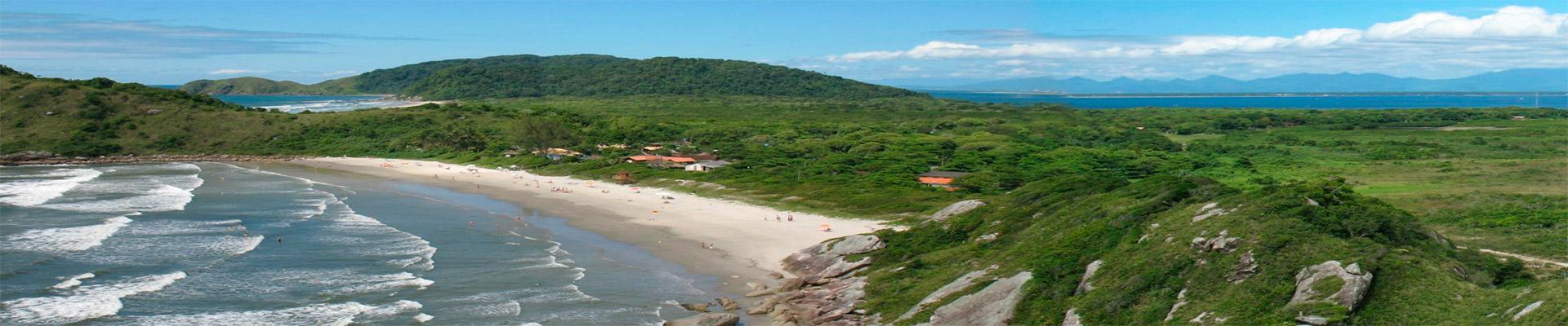 Curitiba com Ilha do Mel