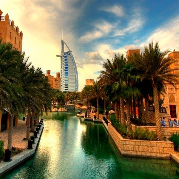 Imagem do pacote Dubai e Abu Dhabi