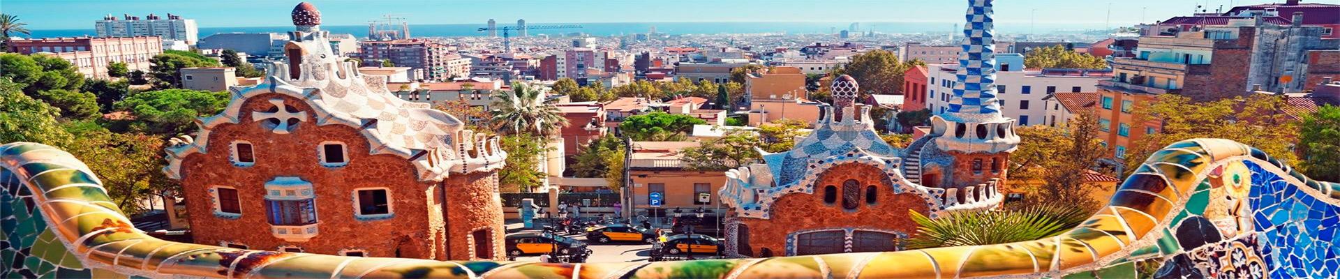 Pacote de Viagem – Barcelona