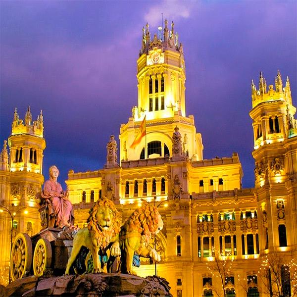 Imagem do paconte Madri - 05 noites
