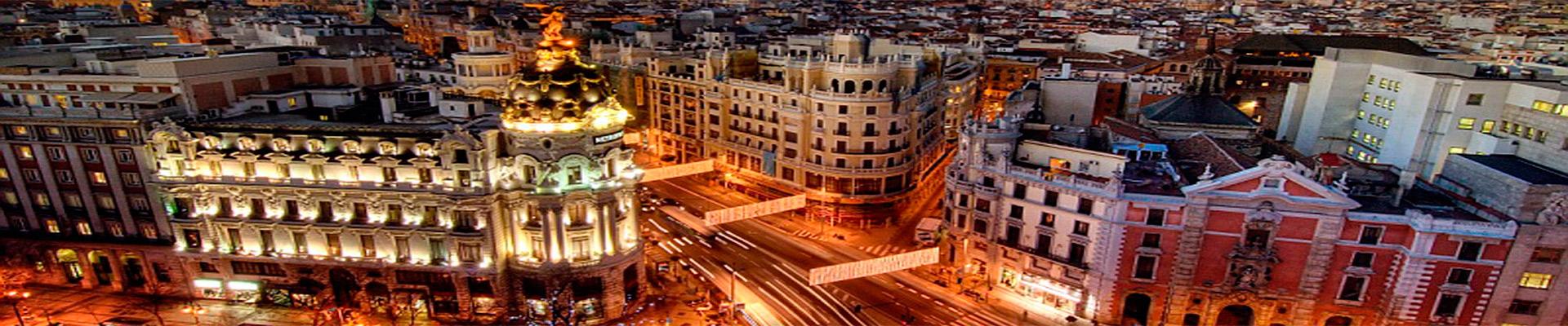 Pacote de Viagem – Madri