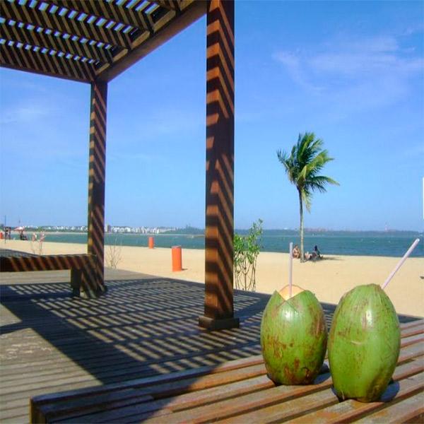 Imagem do paconte Praias Capixabas - Feriados