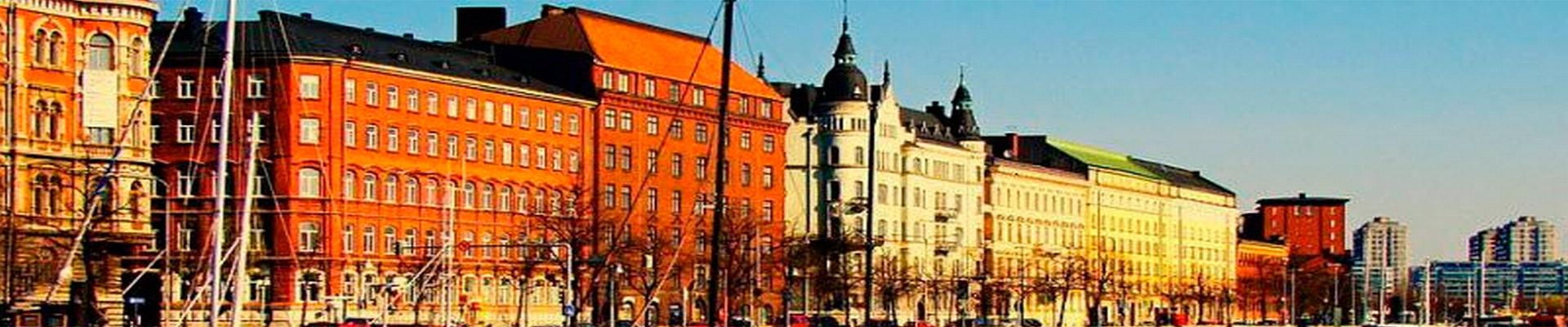 Grupo com Guia – Fiordes Magníficos e Helsinki